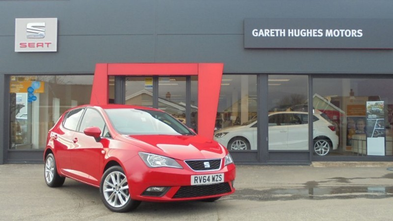 Used SEAT Ibiza TOCA in south-wales