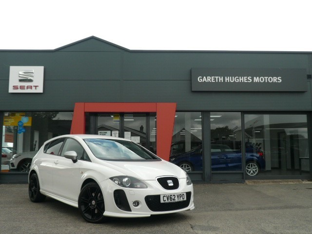 Used SEAT Leon TDI CR FR PLUS SUPERCOPA in south-wales