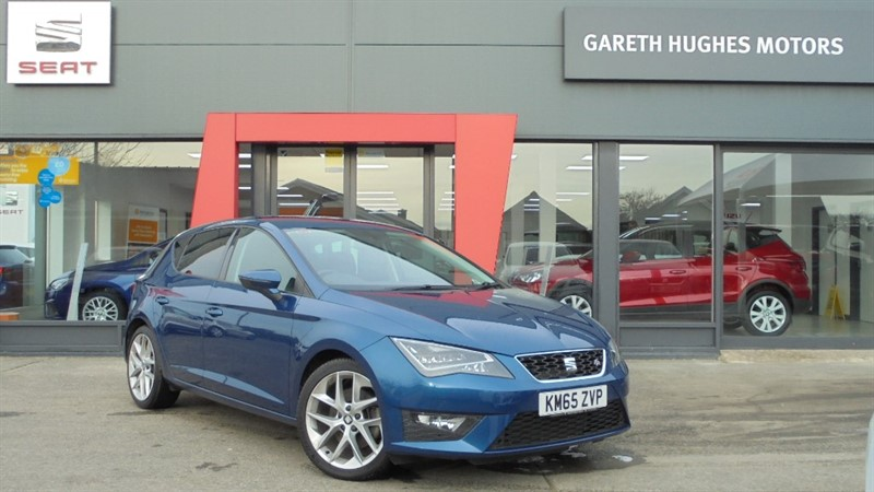 Used SEAT Leon TDI FR TECHNOLOGY in south-wales