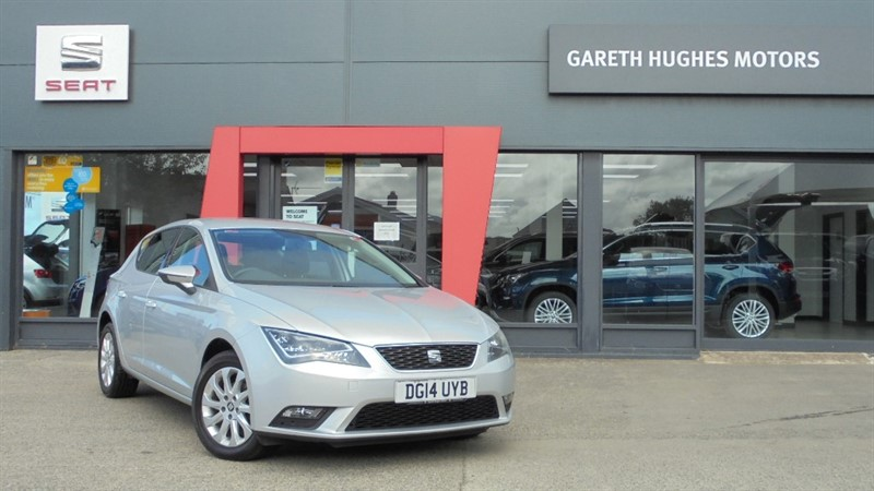 Used SEAT Leon TDI SE TECHNOLOGY in south-wales