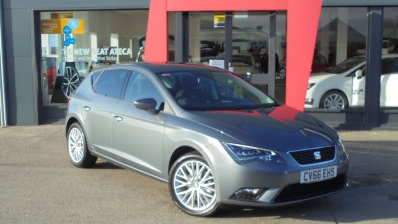 Used SEAT Leon TDI SE DYNAMIC TECHNOLOGY in south-wales