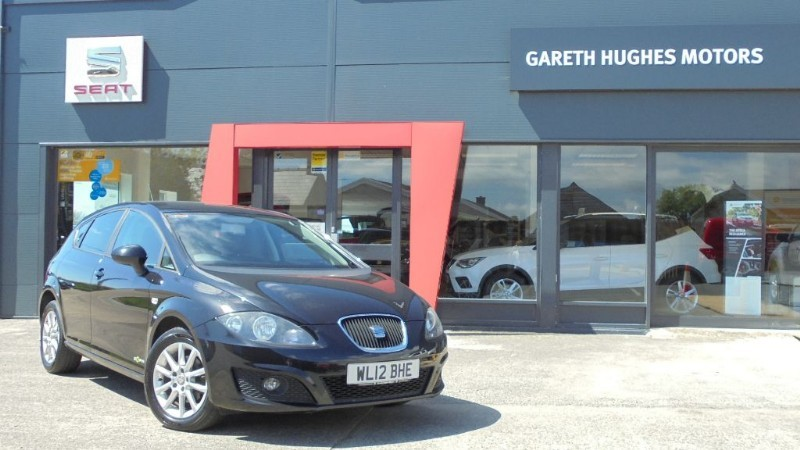Used SEAT Leon CR TDI SE COPA in south-wales
