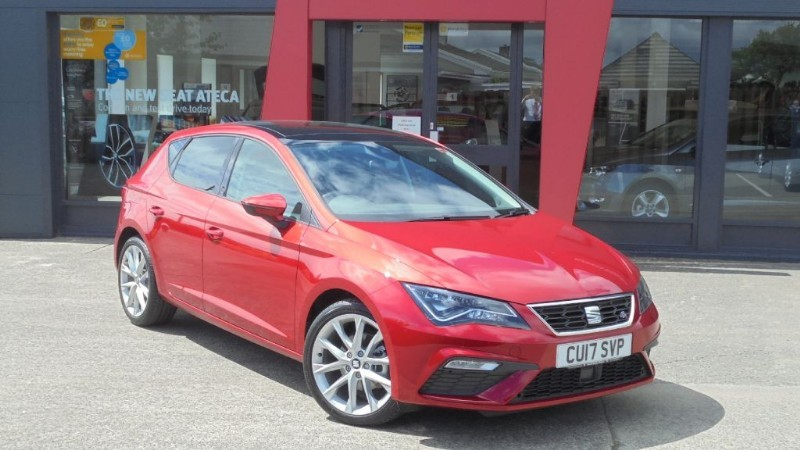 Used SEAT Leon TSI FR TECHNOLOGY in south-wales