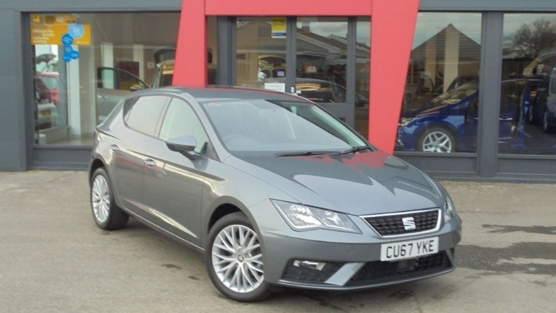 Used SEAT Leon TSI SE DYNAMIC TECHNOLOGY in south-wales
