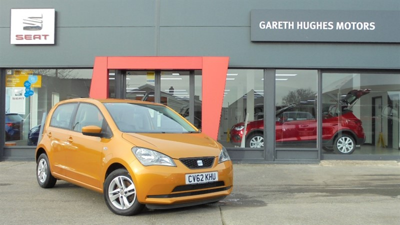 Used SEAT Mii SE in south-wales