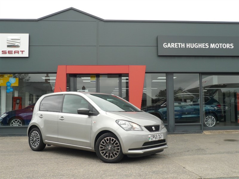 Used SEAT Mii DESIGN in south-wales