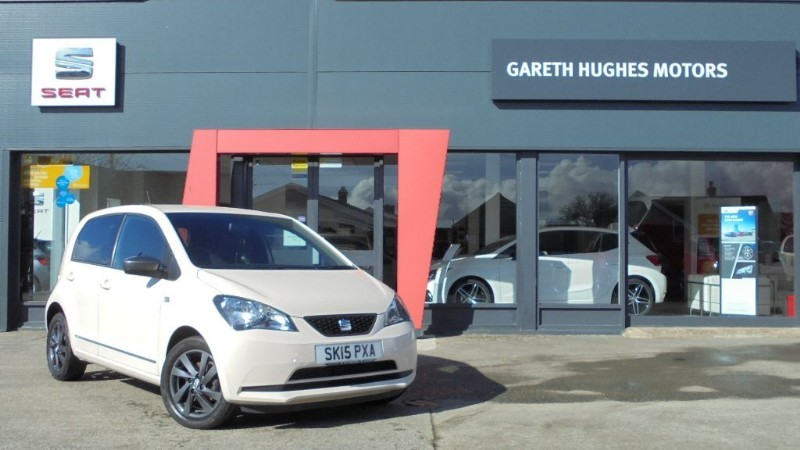 Used SEAT Mii MII BY MANGO in south-wales