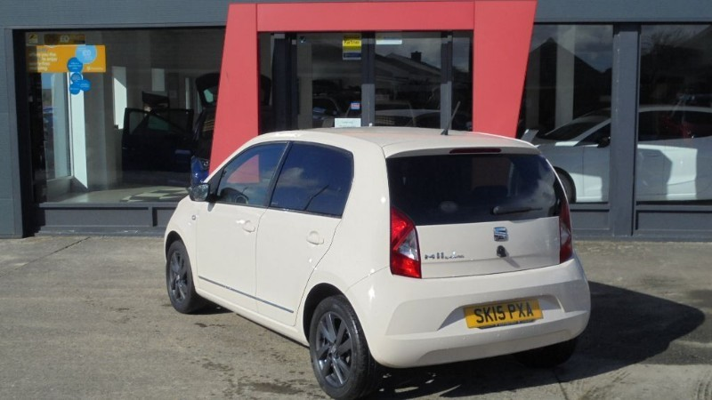 used beige seat mii for sale pembrokeshire. Black Bedroom Furniture Sets. Home Design Ideas