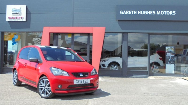 Used SEAT Mii FR-LINE in south-wales