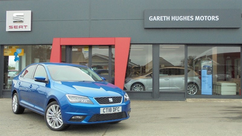 Used SEAT Toledo TSI XCELLENCE in south-wales