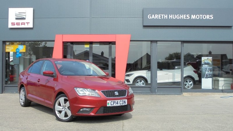 Used SEAT Toledo TSI SE in south-wales