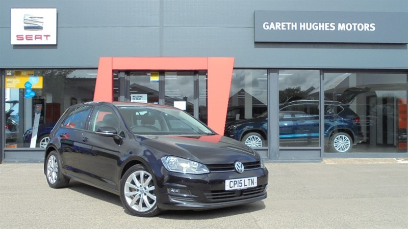 Used VW Golf MATCH TDI BLUEMOTION TECHNOLOGY in south-wales