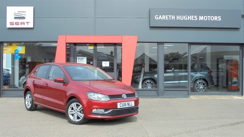 Used VW Polo MATCH TSI in south-wales