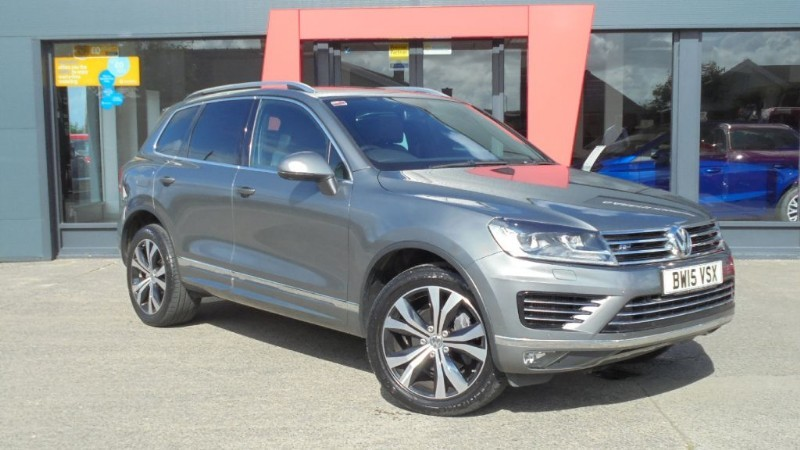 Used VW Touareg V6 R-LINE TDI BLUEMOTION TECHNOLOGY in south-wales