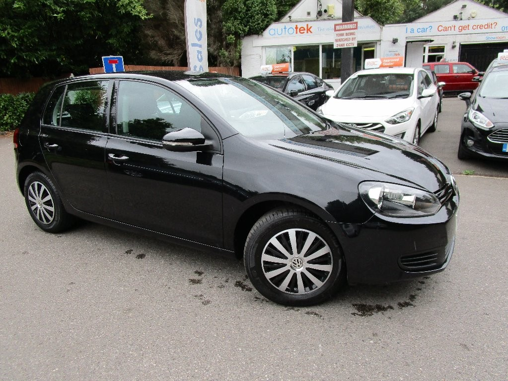 used VW Golf S in surrey