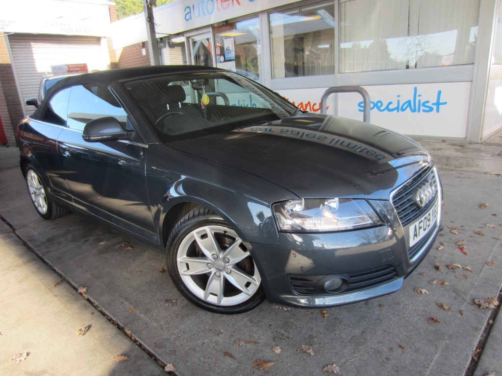 used Audi A3 TDI SPORT in surrey