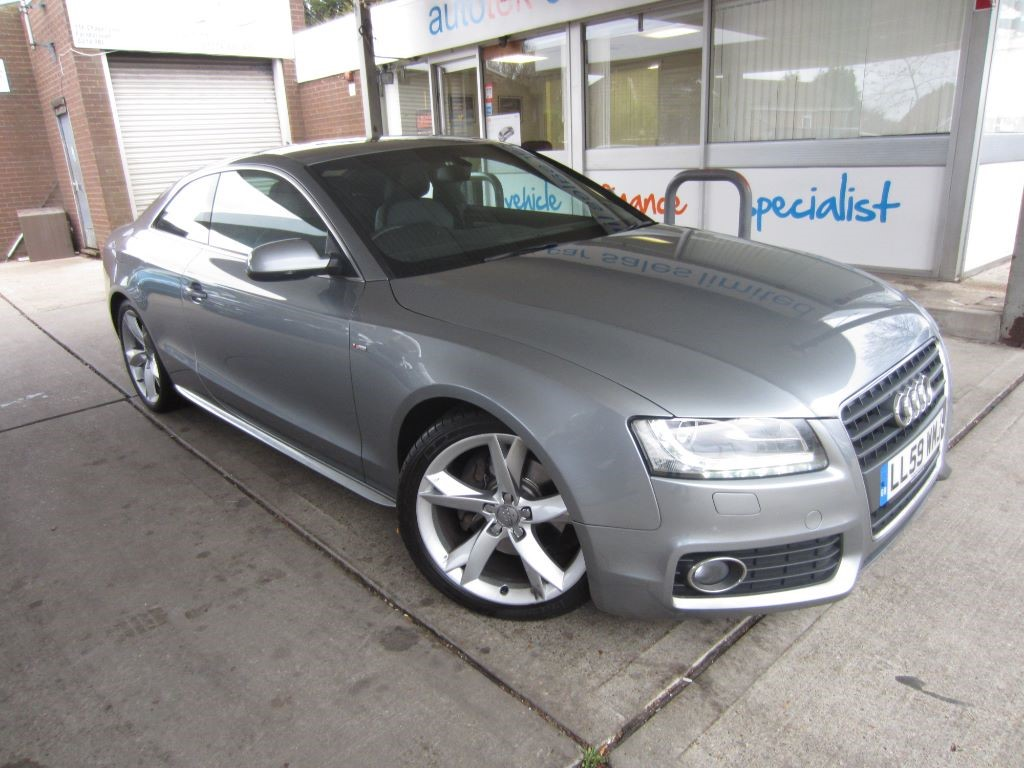 used Audi A5 TFSI S LINE SPECIAL EDITION in surrey