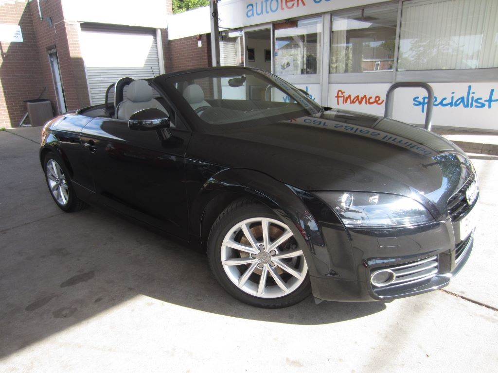 used Audi TT TFSI SPORT in surrey