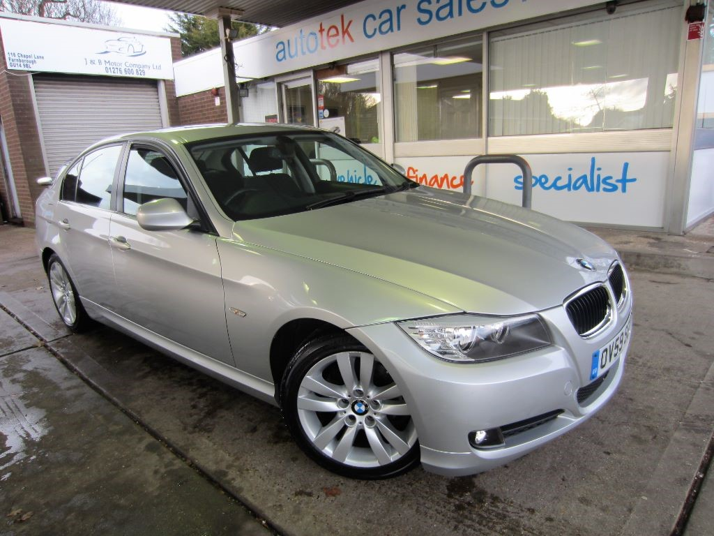 used BMW 318d SE in surrey