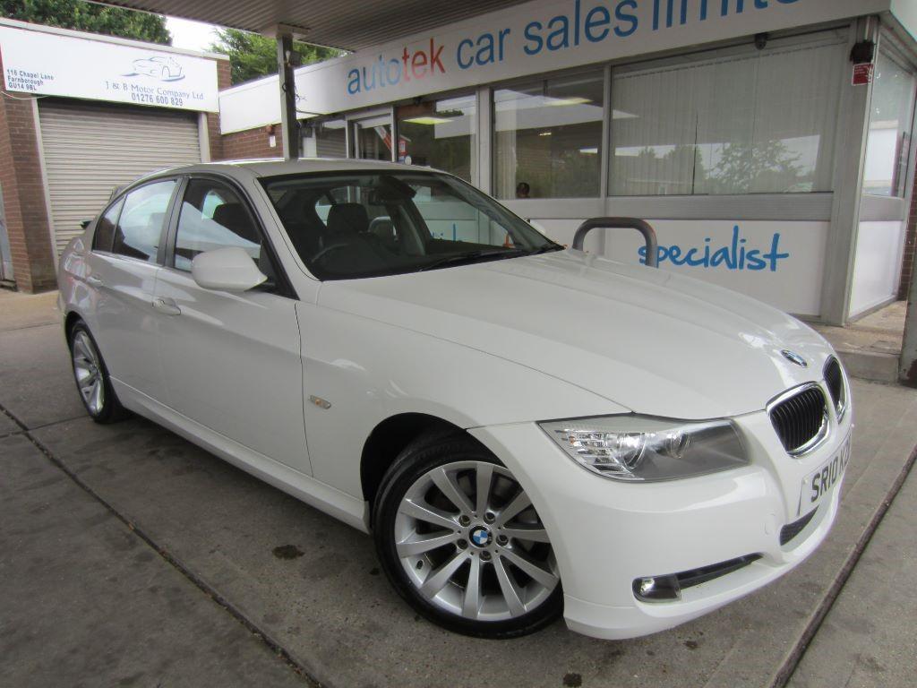 used BMW 318i SE in surrey