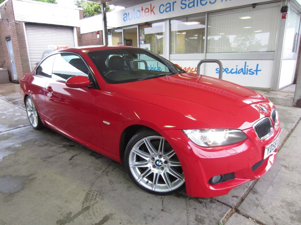 used BMW 330d M SPORT in surrey