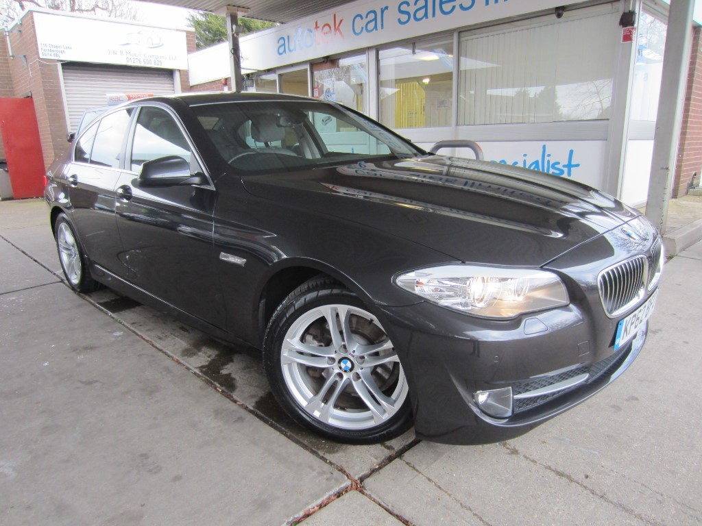 used BMW 520d SE in surrey