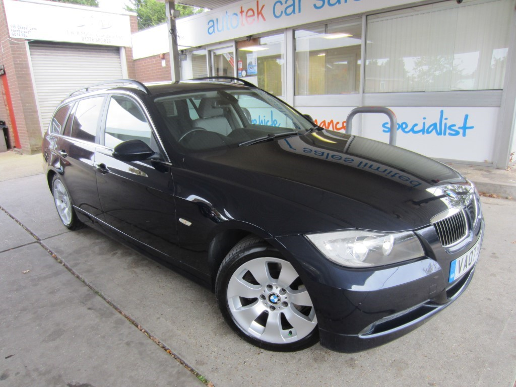 used BMW 325d 325D SE TOURING in surrey