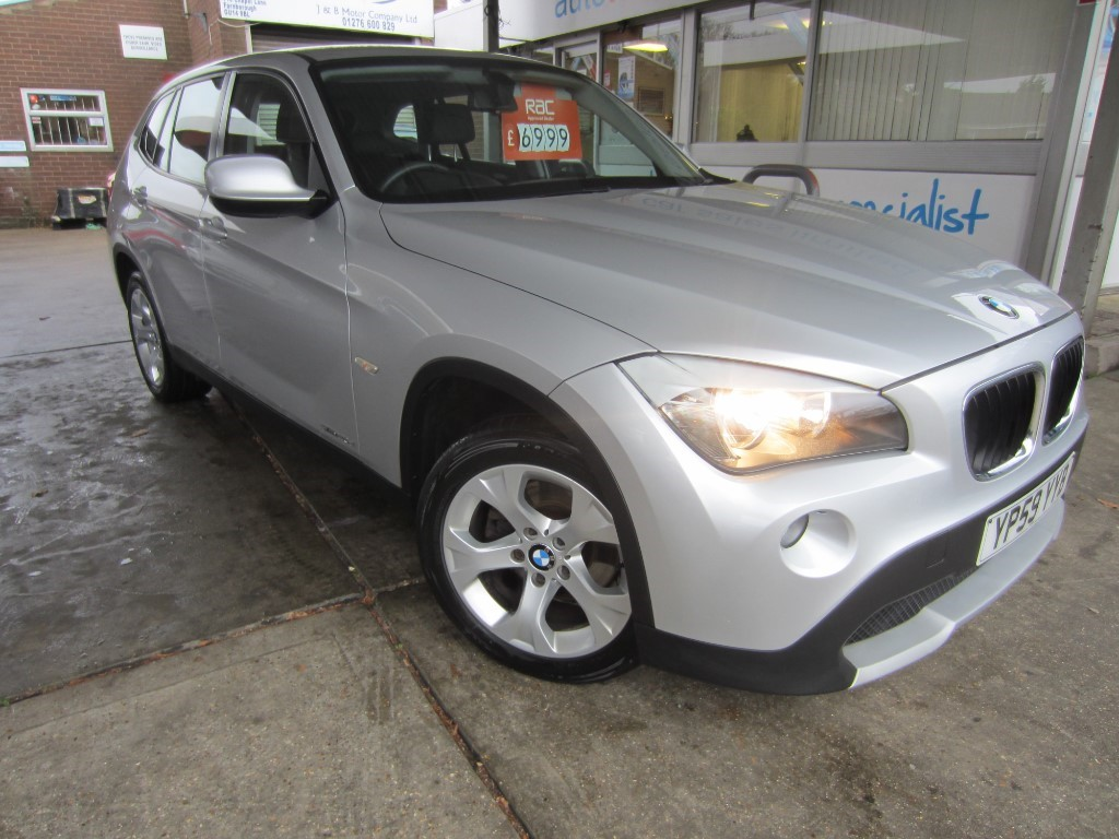 used BMW X1 SDRIVE20D SE in surrey