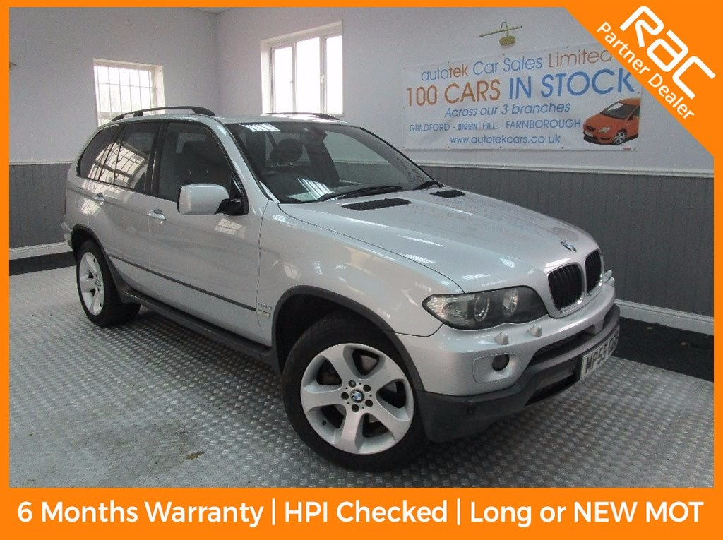 used BMW X5 D in surrey