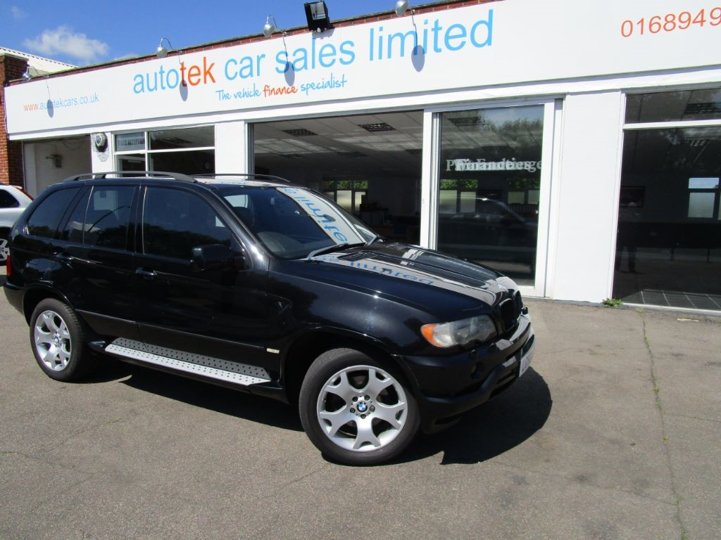 used BMW X5 SPORT 24V in surrey