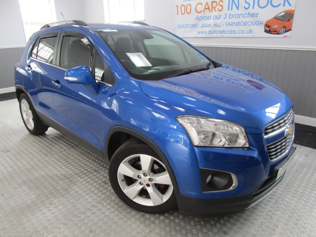 used Chevrolet Trax  in surrey