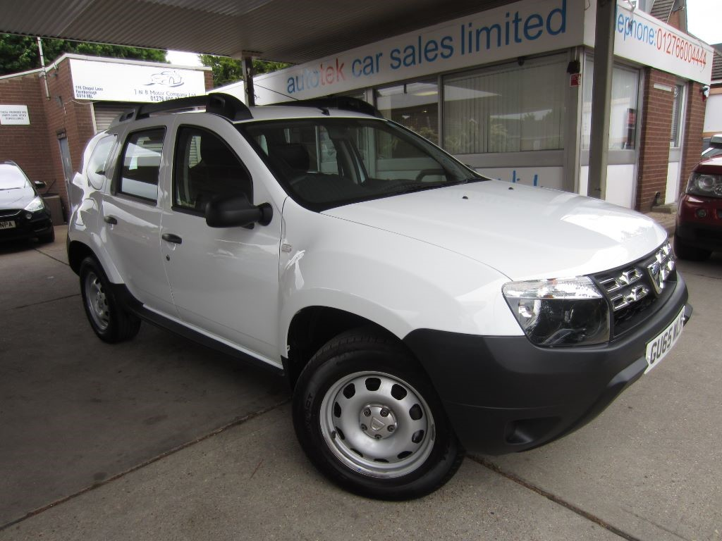used Dacia Duster ACCESS in surrey
