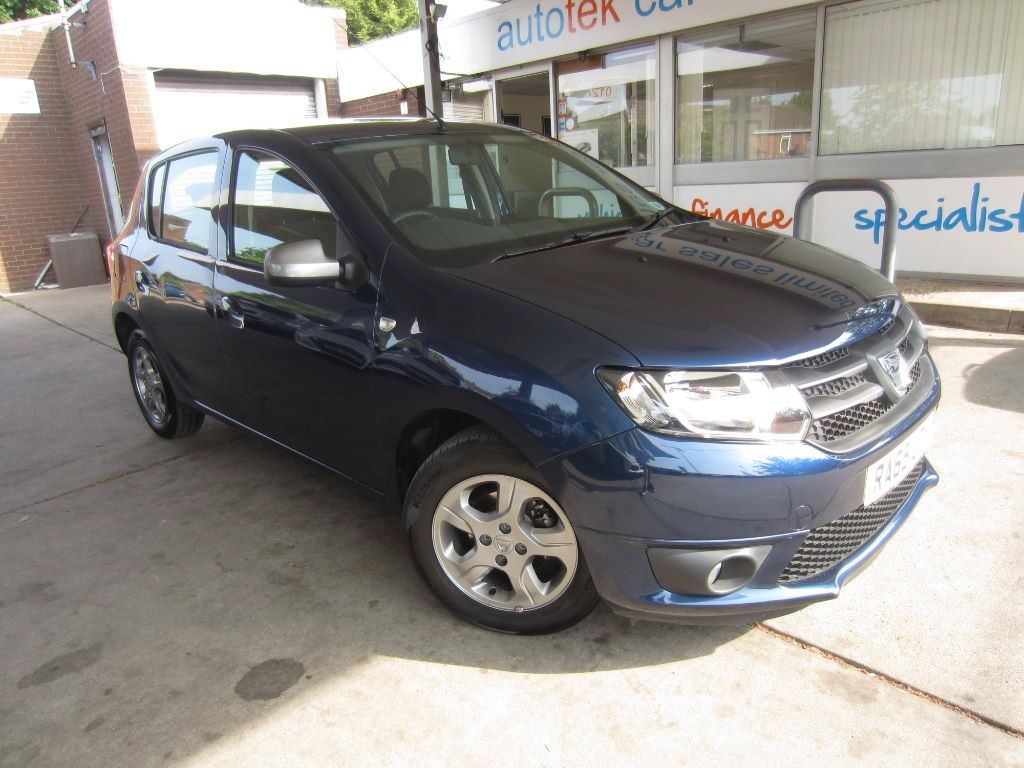 used Dacia Sandero LAUREATE PRIME DCI in surrey