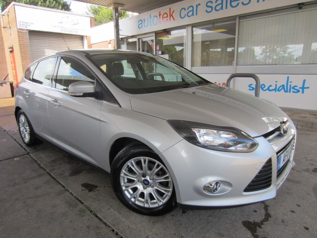 used Ford Focus TITANIUM in surrey
