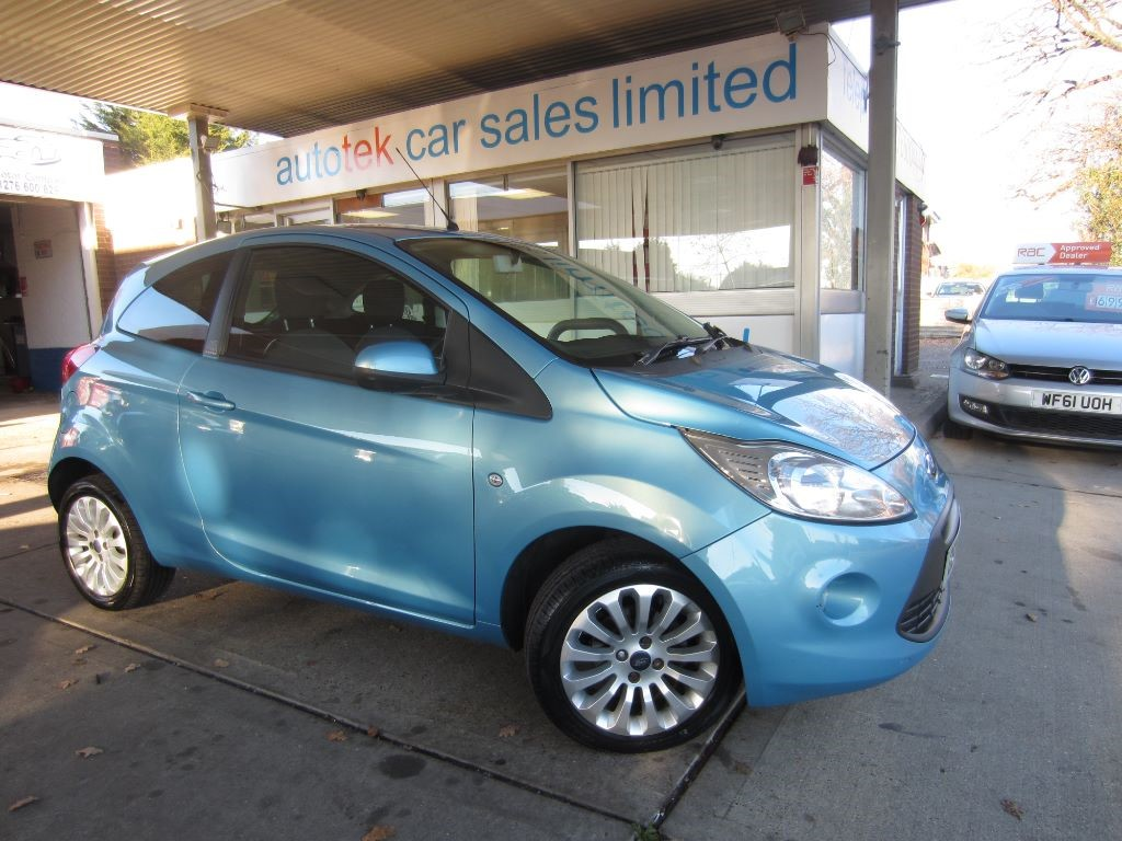 used Ford KA ZETEC in surrey