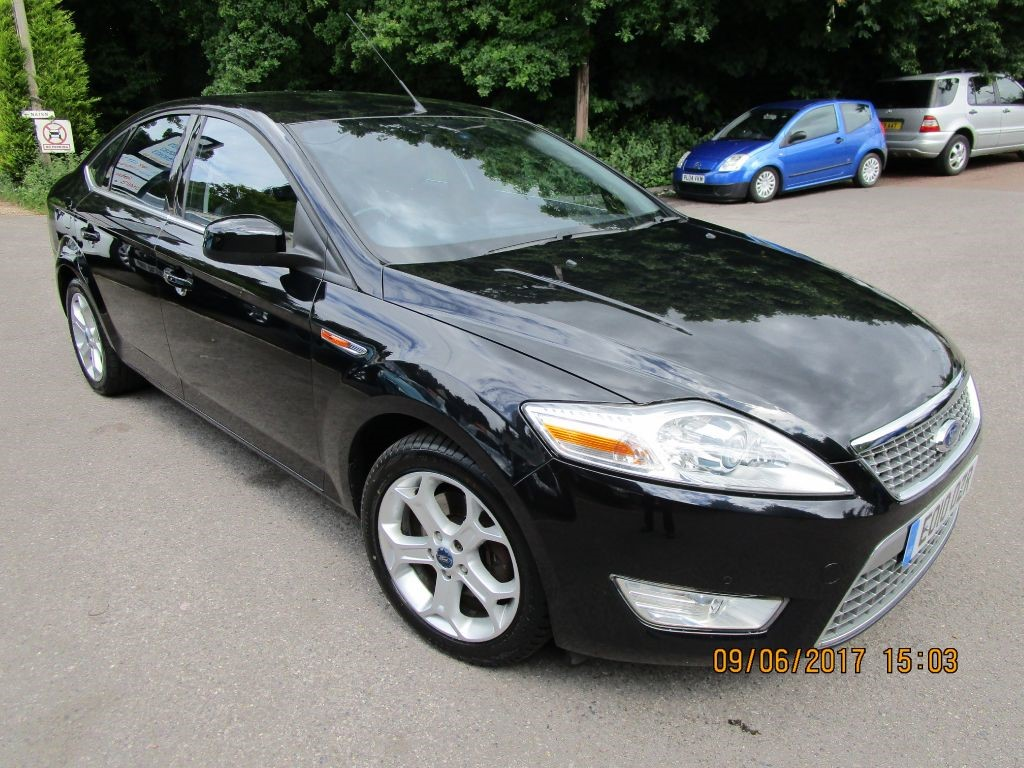 used Ford Mondeo TITANIUM X TDCI in surrey