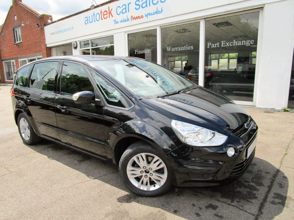 used Ford S-Max ZETEC TDCI S/S in surrey