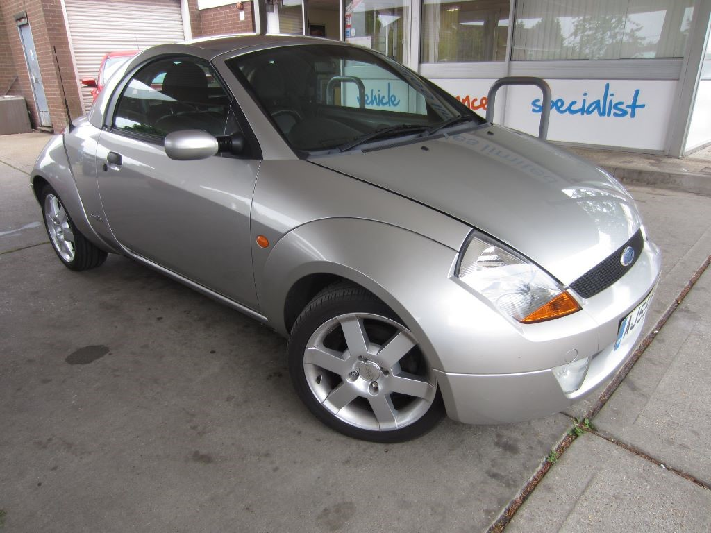used Ford Streetka WINTER EDITION in surrey