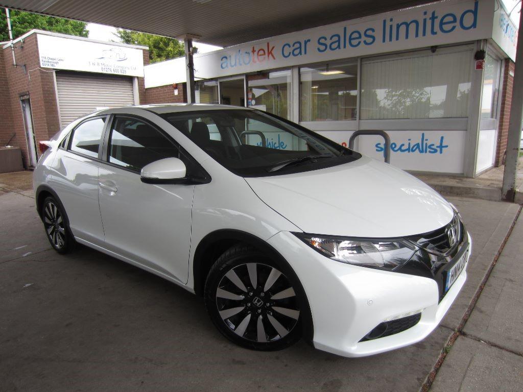 used Honda Civic I-VTEC SE PLUS in surrey