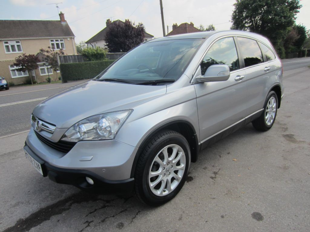 used Honda CR-V I-VTEC EX in surrey