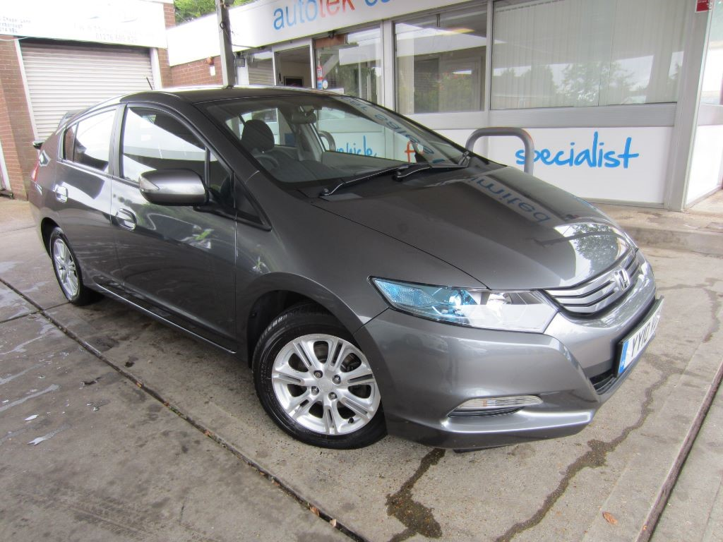 used Honda Insight IMA SE in surrey