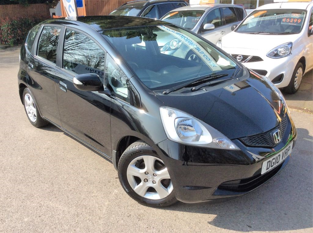 used Honda Jazz I-VTEC ES in surrey