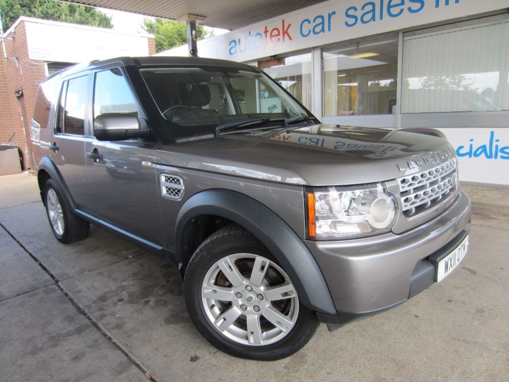 used Land Rover Discovery 4 SDV6 COMMERCIAL in surrey