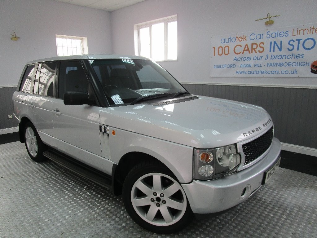 used Land Rover Range Rover TD6 VOGUE in surrey