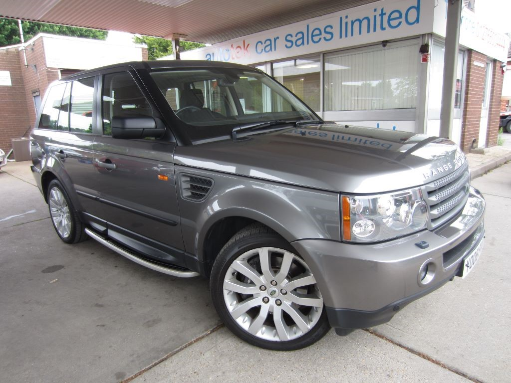 used Land Rover Range Rover Sport TDV6 SPORT HSE in surrey