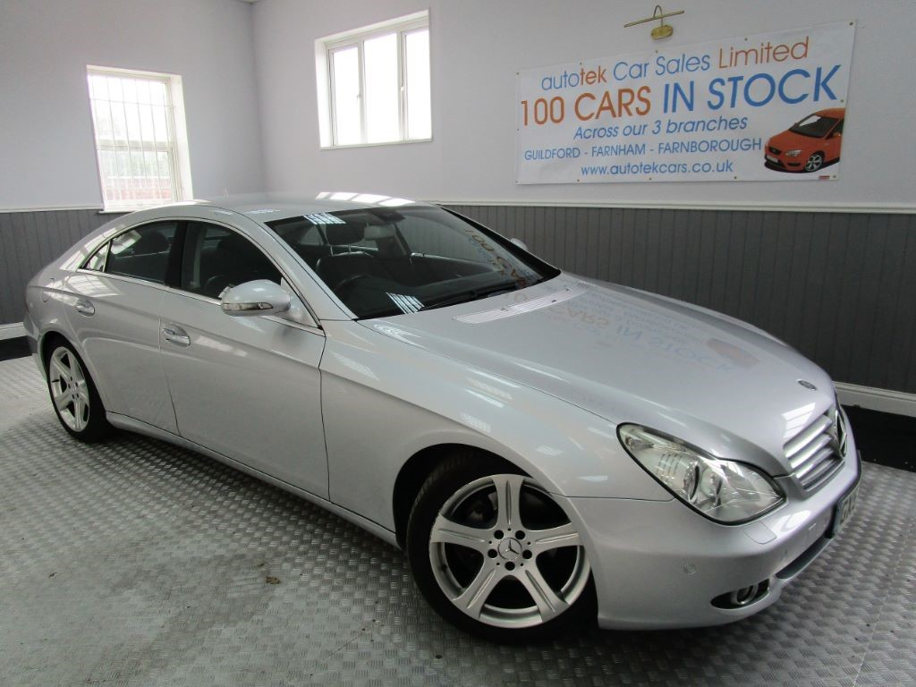 used Mercedes CLS320 CDI  in surrey