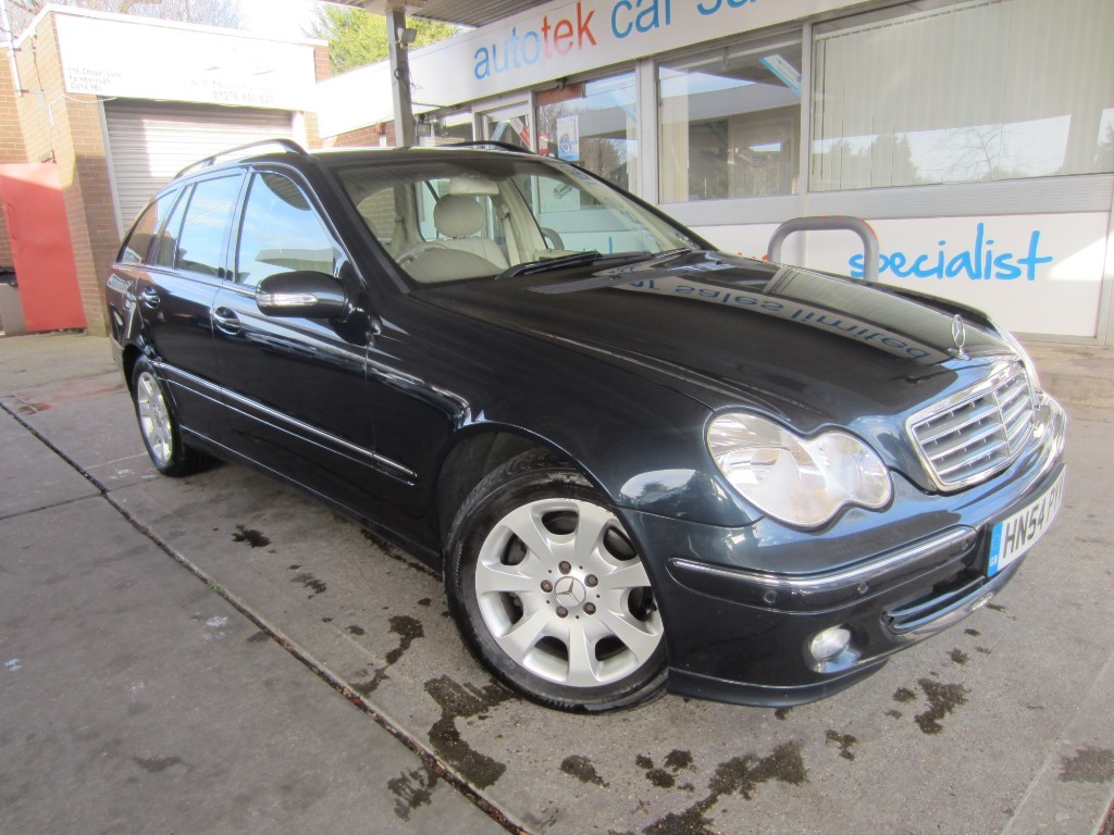 used Mercedes C230 C230K ELEGANCE SE in surrey