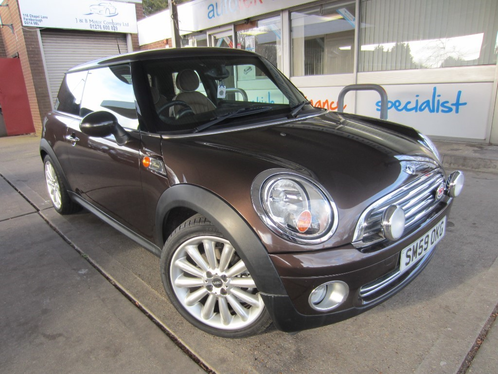 used MINI Cooper COOPER MAYFAIR in surrey