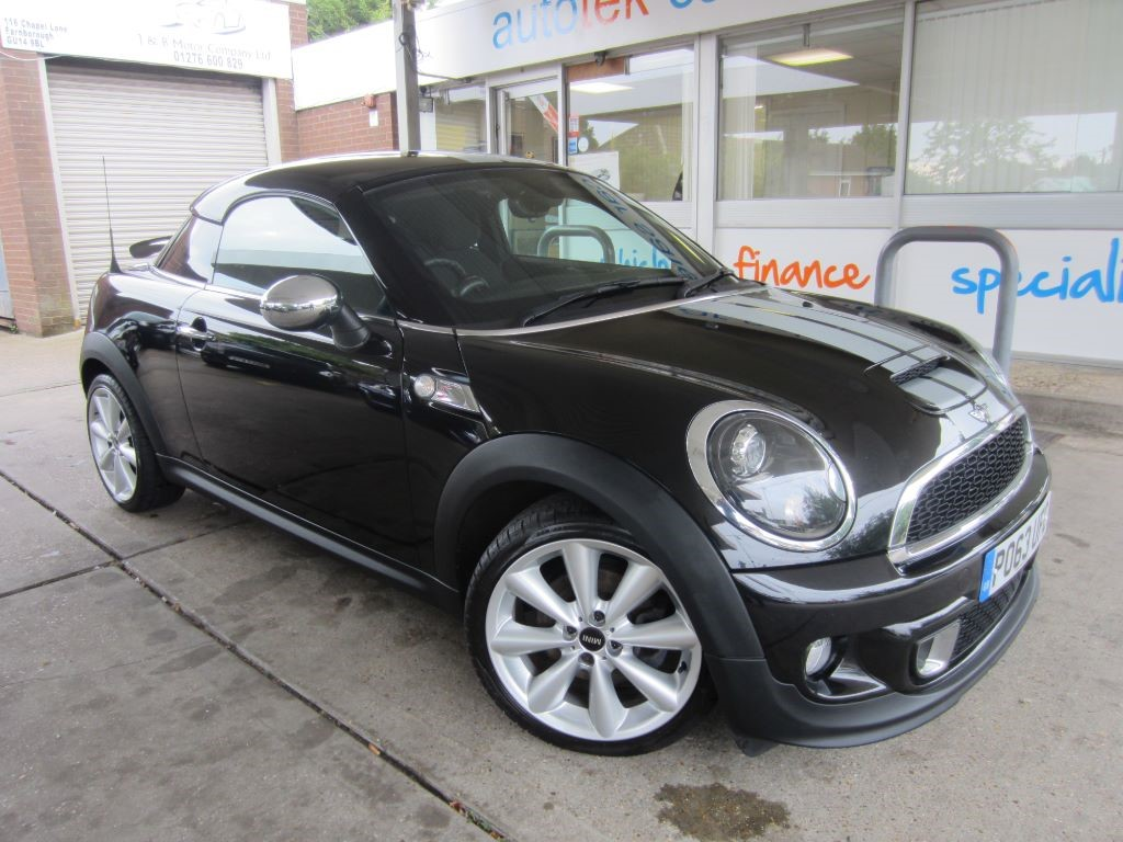 used MINI Coupe COOPER SD in surrey