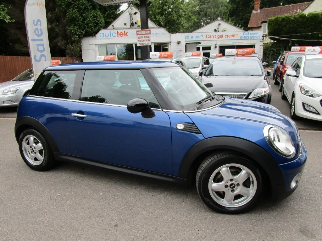 used MINI Hatch ONE in surrey
